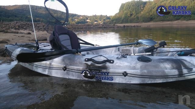Galaxy Kayaks Cruz (kayak - canoa) foto-22792