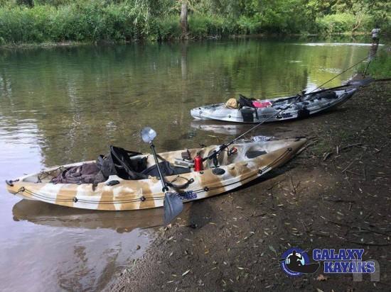 Galaxy Kayaks Cruz (kayak - canoa) foto-12269