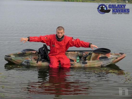 Galaxy Kayaks Cruz (kayak - canoa) foto-22794