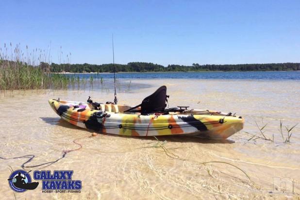 Galaxy Kayaks Cruz (kayak - canoa) foto-22791