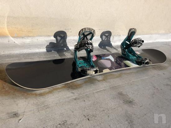 TAVOLA DA SNOWBOARD F2 foto-22823