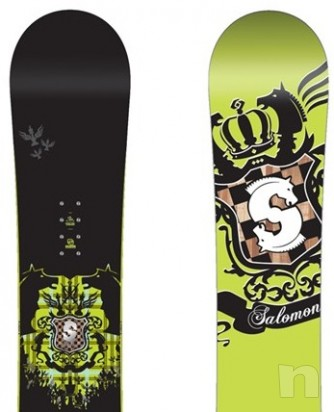 Salomon Snowboard pulse foto-12302