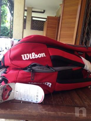 Borsonw tennis Wilson Roger Federer foto-1236
