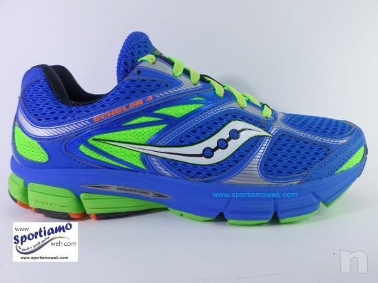 Saucony Echelon 4 s20245 10 blu