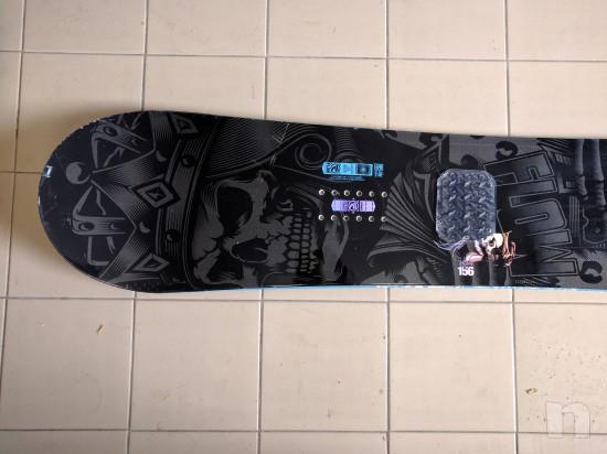 Tavola da snowboard Flow Drifter foto-23205