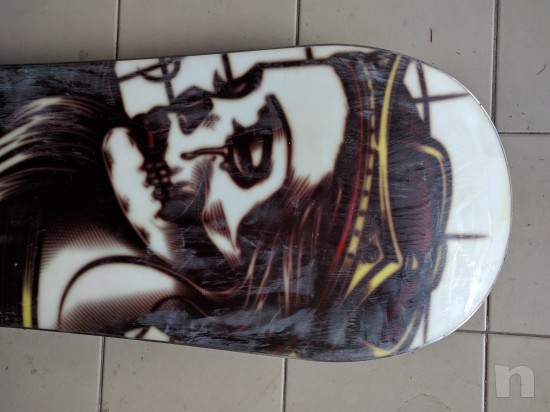 Tavola da snowboard Flow Drifter foto-23207