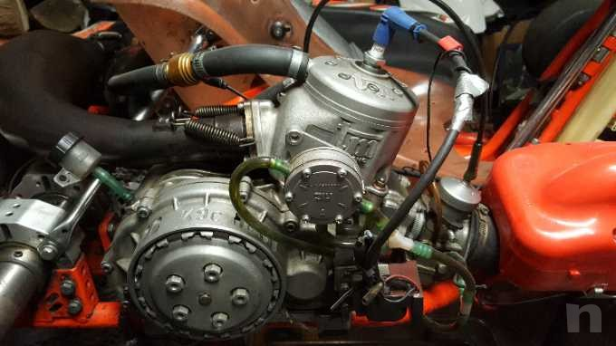 Go kart 125 motore tm k9c foto-23220