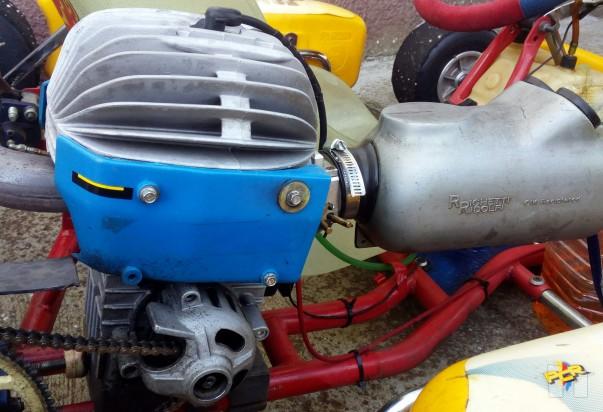 Motore 100 go kart foto-23474
