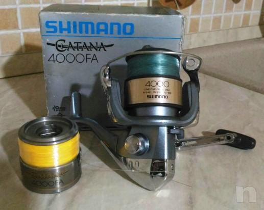 Mulinello Shimano Catana FA 4000 foto-12688