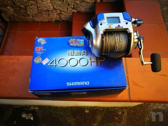Vendo mulinello elettrico Shimano foto-23689