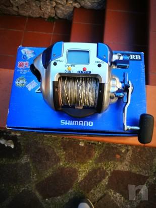 Vendo mulinello elettrico Shimano foto-12703