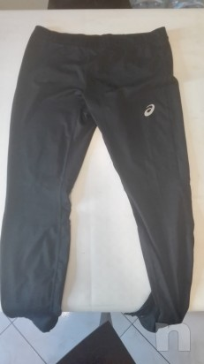 Pantalone asics invernale uomo foto-23925