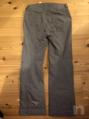 Pantaloni da sci snow donna Phenix Virgin tg. 44 38 Melange NUOVI foto-12873