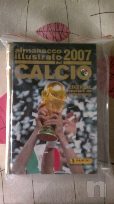almanacco panini 2007 edizione da collezione  foto-1289