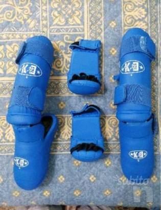 Protezioni karate foto-24101