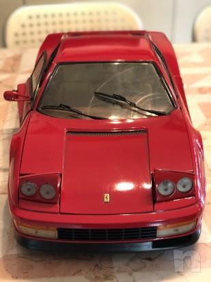 Modellismo Auto Ferrari Poche Riva Rossi  foto-12942