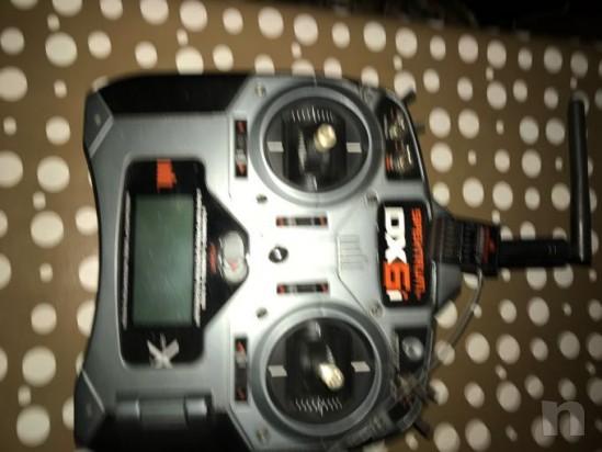 Radiotrasmittente a 6 canali spectrum dx6i foto-24157
