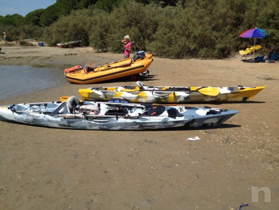 Kayak da pesca FeelFree Dagon nuovo foto-24169