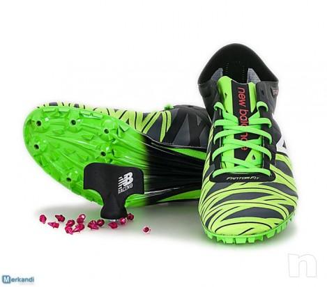 new balance calcio scarpe