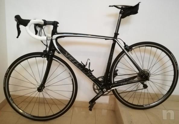 Specialized Tarmac Sport con Shiamano 105, telaio 56, full-carbon foto-24175