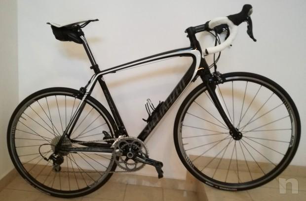 Specialized Tarmac Sport con Shiamano 105, telaio 56, full-carbon foto-12961