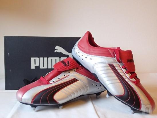 Stock scarpe calcio Puma foto-1298