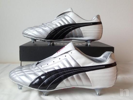 Stock scarpe calcio Puma foto-1973