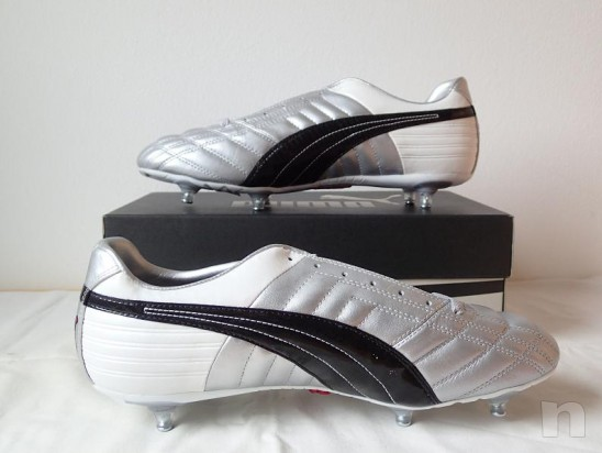 Stock scarpe calcio Puma foto-1970