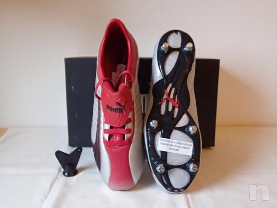 Stock scarpe calcio Puma foto-1972