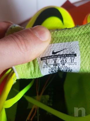 Scarpe calcetto nike mercurial 42.5 foto-24277