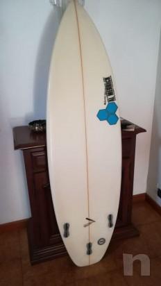 Tavola surf Al Merrick Fred Stubble 5'10'' foto-24281
