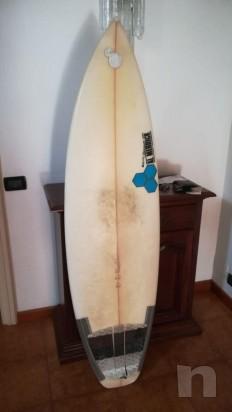 Tavola surf Al Merrick Fred Stubble 5'10'' foto-13004