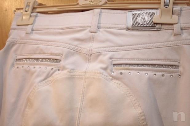 Pantaloni donna equitazione foto-24328