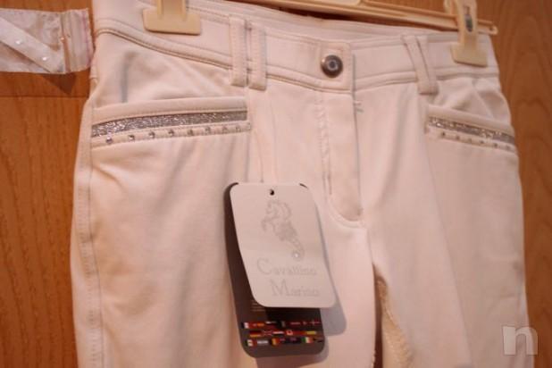 Pantaloni donna equitazione foto-24327