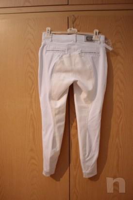 Pantaloni donna equitazione foto-24326
