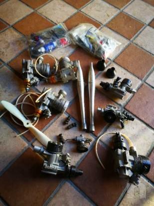 Motori e accessori vari per modellismo dinamico foto-13075
