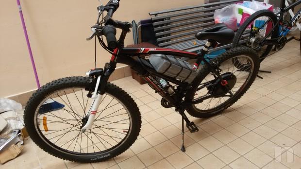 Mountain bike elettrica motore 1500 watt foto-24469
