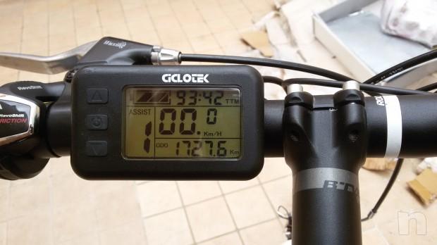 Mountain bike elettrica motore 1500 watt foto-24468