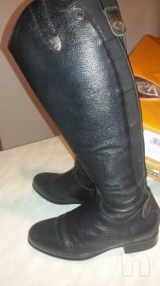vendo stivali da equitazione 'Tattini' foto-13157