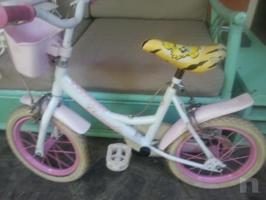 Bici per bambina Hello Kitty foto-13233