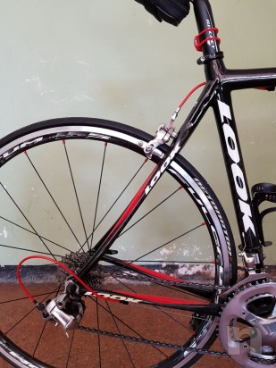 Bici da corsa look pari al nuovo  foto-24791