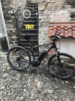 Mountainbike e-bike foto-13285