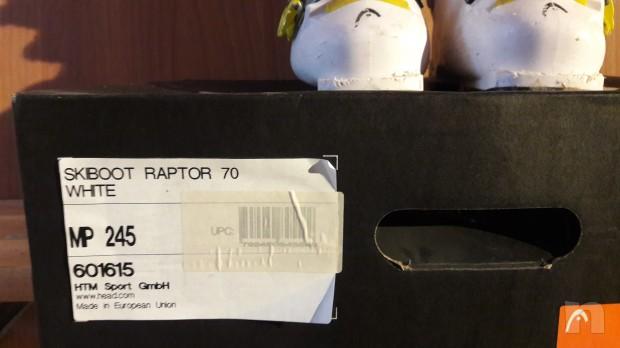 Scarponi HEAD Raptor junior foto-25025