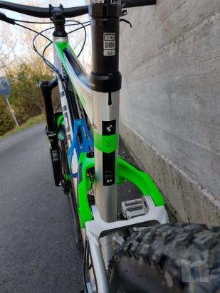 Cube stereo 140 HPA TM 27,5 upgrade taglia 20 foto-25098