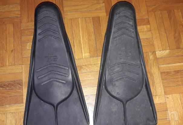 Mezze Pinne OKEO nuove tg.39-40 foto-25115