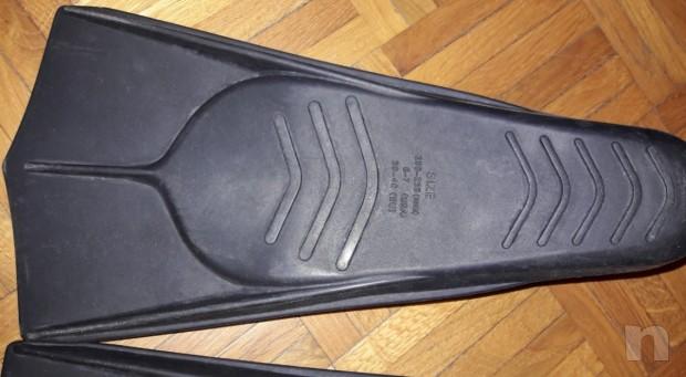 Mezze Pinne OKEO nuove tg.39-40 foto-25116
