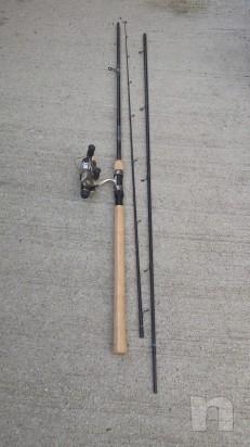 canna Match 390 con mulinello EXAGE 3000 MRC Shimano foto-25117