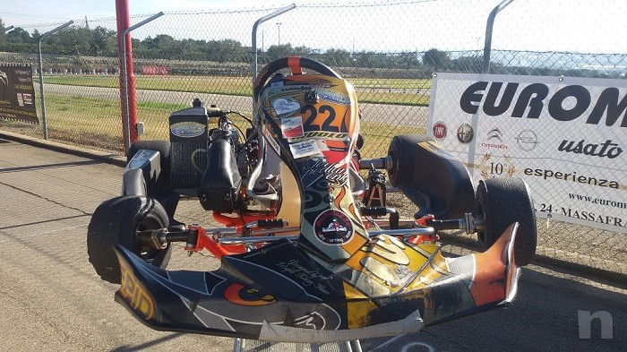Go Kart Rotax Max Intrepid Raptor 3032 Go Kart In Vendita A Taranto