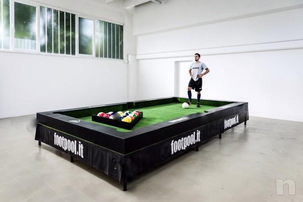 tavolo da calcio-biliardo (snookball) marca footpool.it foto-1348