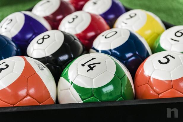 tavoli da calcio-biliardo - snookball foto-2054